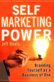 Cover of: Self marketing power | Jeff Beals