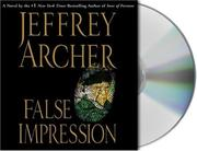 Cover of: False Impression (Archer, Jeffrey (Spoken Word))