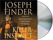 Killer Instinct by Joseph Finder