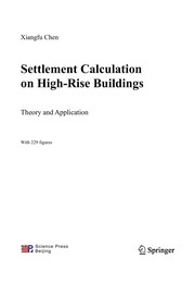 Cover of: Settlement Calculation on High-Rise Buildings | Xiangfu Chen