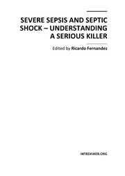 Cover of: Update in the Treatment of Severe Sepsis and Septic Shock | D. Boodoosingh