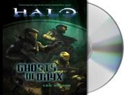 Cover of: Ghosts of Onyx (Halo)