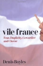 Cover of: Vile France