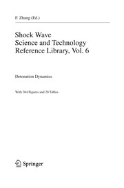 Cover of: Shock Waves Science and Technology Library, Vol. 6 | F. Zhang