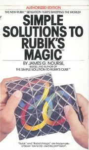 Cover of: Simple Solutions To Rubik