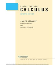 Cover of: Single variable calculus