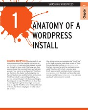 Cover of: Smashing WordPress | Thord Daniel Hedengren