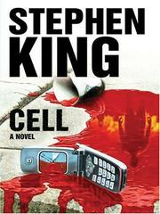 Cover of: Cell by Stephen King