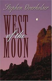 Cover of: West of the moon
