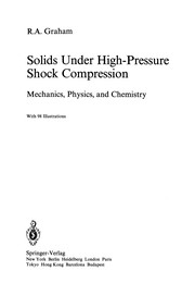 Cover of: Solids Under High-Pressure Shock Compression