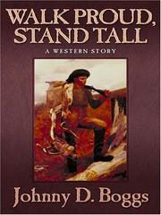 Cover of: Walk Proud, Stand Tall