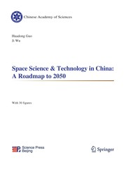 Cover of: Space Science & Technology in China: A Roadmap to 2050 | Huadong Guo