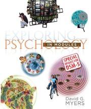 Cover of: Exploring Psychology in Modules with Updates on DSM-5