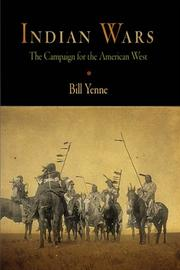 Cover of: Indian Wars: The Campaign for the American West