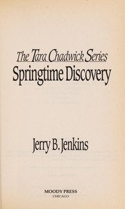 Cover of: Springtime discovery | Jerry B. Jenkins