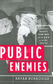 Cover of: Public Enemies