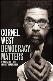 Cover of: Democracy Matters: winning the fight against imperialism