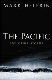 Cover of: The Pacific and other stories
