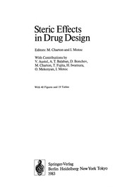 Cover of: Steric effects in drug design |