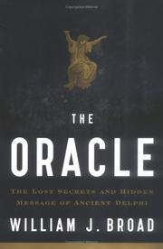 Cover of: The Oracle | William J. Broad