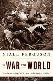 Cover of: The War of the World