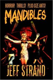 Cover of: Mandibles