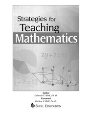 Cover of: Strategies for teaching mathematics | Deborah V. Mink