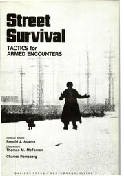 Cover of: Street survival | Ronald J. Adams