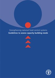 Cover of: Strengthening National Food Control System |