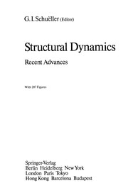 Cover of: Structural Dynamics | G. I. SchuГ«ller