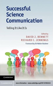 Cover of: Successful science communication | David J. Bennett
