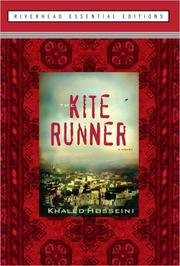 Cover of: The Kite Runner (Riverhead Essential Editions)