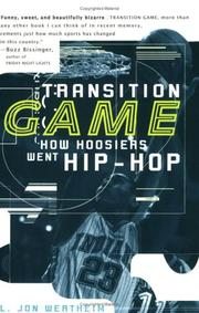 Transition Game by L. Jon Wertheim