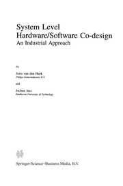 System Level Hardware/Software Co-design