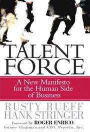 Cover of: Talent force | Hank Stringer