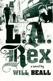 Cover of: L.A. Rex | Will Beall