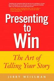 Cover of: Presenting to Win | Steven J. Molinsky