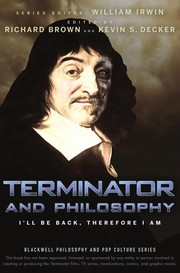 Cover of: Terminator philosophy |