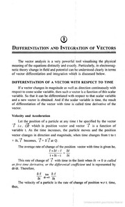 Cover of: Text book of vector calculus | Anil Kumar Sharma