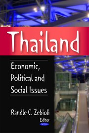 Cover of: Thailand |