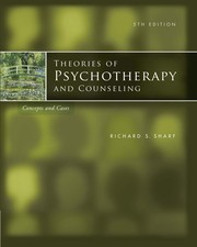 Cover of: Theories of psychotherapy and counseling