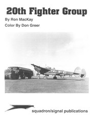 Cover of: 20th Fighter Group | Ron MacKay