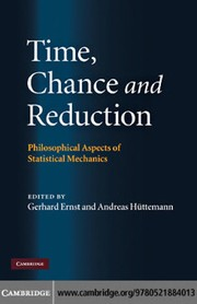 Cover of: Time, chance and reduction | Gerhard Ernst