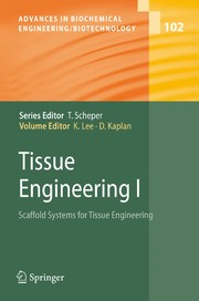 Cover of: Tissue engineering I |