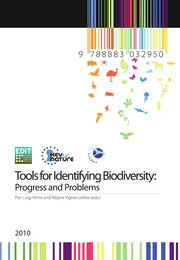 Cover of: Tools for identifying biodiversity: progress and problems | Pier Luigi Nimis