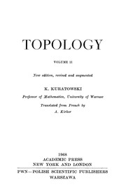 Cover of: Topology (Mathematics in Science & Engineering)