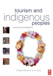 Cover of: Tourism and indigenous peoples |