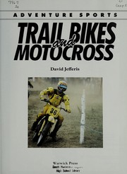 Cover of: Trail bikes and motocross | David Jefferis
