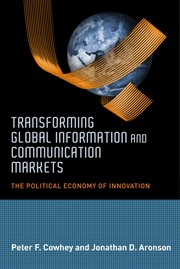 Cover of: Transforming global information and communication markets | Peter F. Cowhey