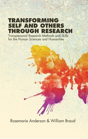 Cover of: Transforming self and others through research